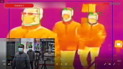 cameras termograficas