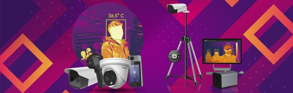banner camera termografica