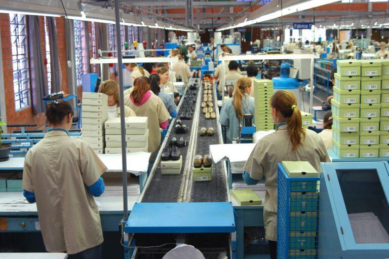 industrias e fabricas