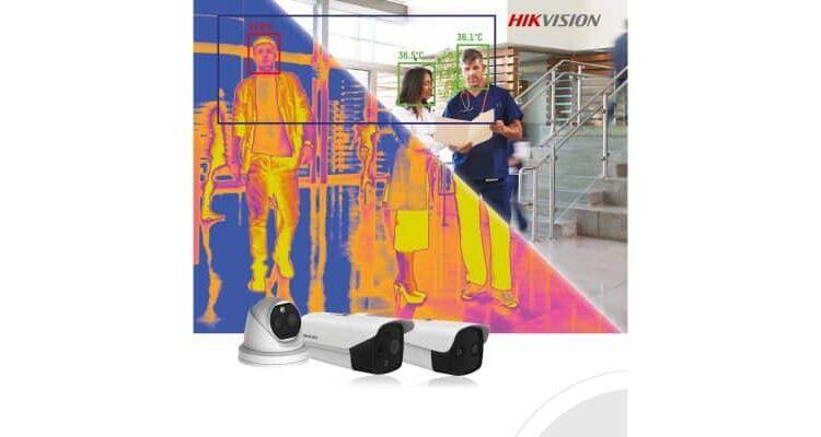 camera termografica Hikvision