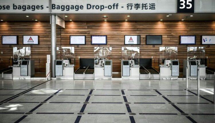 aeroporto de Paris Orly reabre após três meses