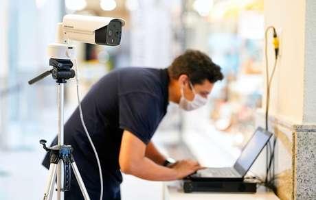 camera termografica brasilia