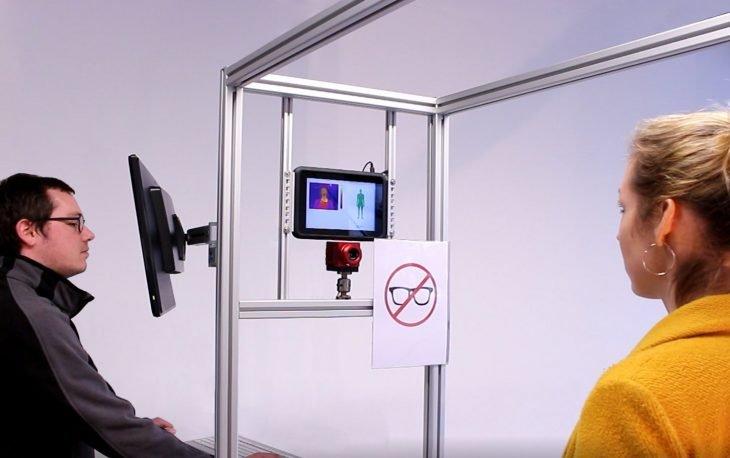 cameras termicas alta temperatura
