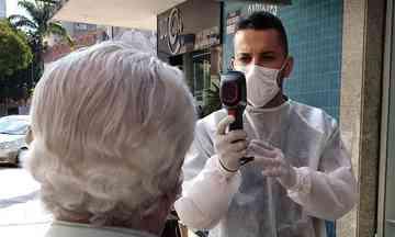 cameras termograficas conter coronavirus