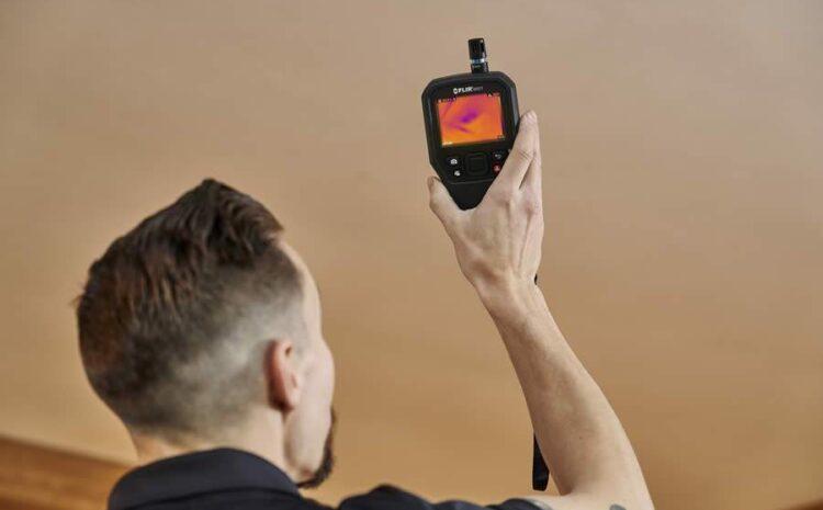 cameras termograficas edificios