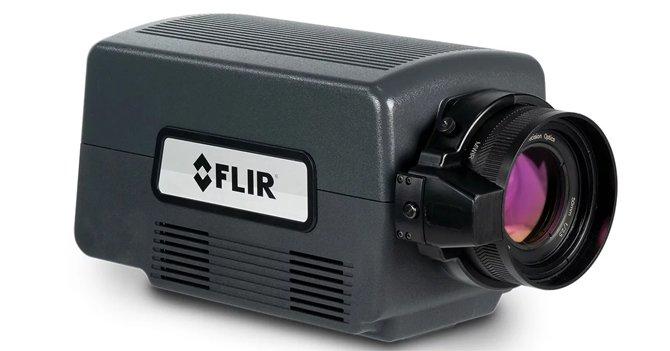 flir câmeras termograficas flir A8580