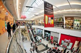 shopping Manaus camera termografica