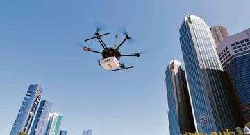 Drones com Câmeras Termográficas