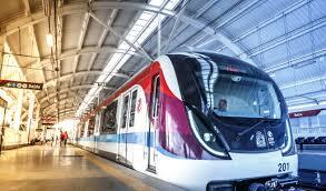Metro Salvador Câmera Térmica