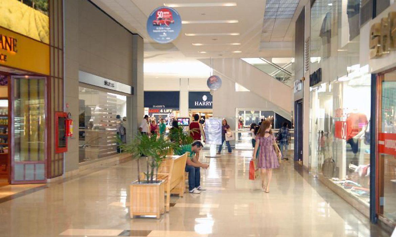 Shopping instala câmeras de detecção de febre