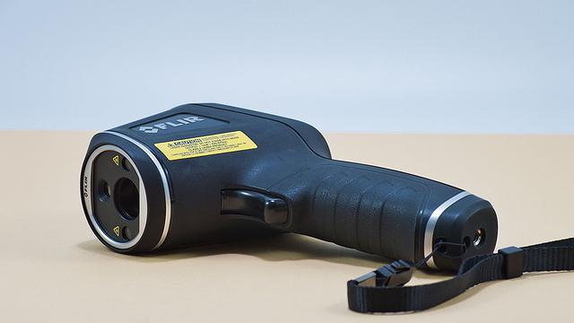 Câmeras termográficas são cada vez mais usadas em meio à pandemia. Foto: Reprodução (Crédito: )
