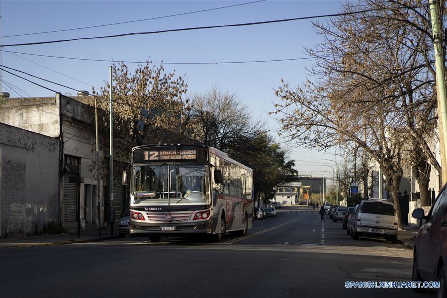 ARGENTINA-BUENOS AIRES-CHINA-COVID-19