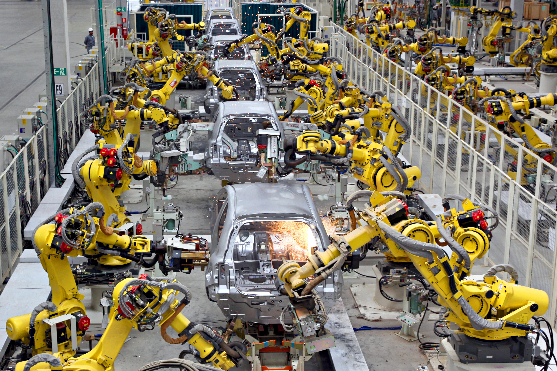 Fábrica da Nissan em Resende (RJ)