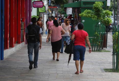 reabertura do comercio em Manaus